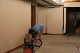 painting a concrete floor hearthavenhome