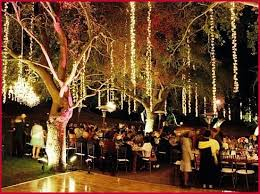 Outdoor Hanging Lights For Trees Outdoor Hanging Tree Lights Differently B Dara Net
