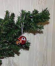 redskins ornaments ebay