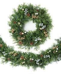 artificial wreaths best outdoor costco