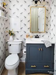 Gold Bathroom Fixtures by Bathroom White Cabinets Brass Trim Airmaxtn