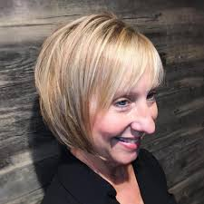 80 best modern haircuts u0026 hairstyles for women over 50 blonde