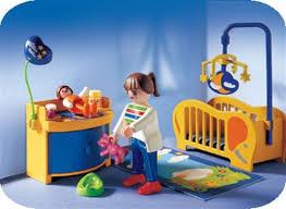 playmobil babyzimmer de playmobil 3207 babyzimmer