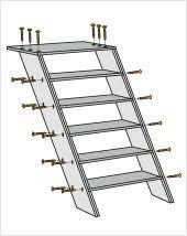 treppe selbst bauen bildergebnis für balkon treppe holz selber bauen escaleras