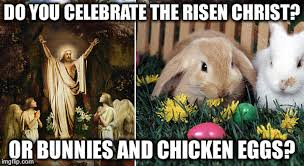 Pagan Easter Meme - history of the pagan festival of easter james japan