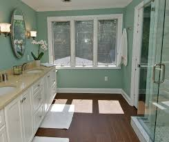 Bathroom Tile Floor Ideas 27 Ideas And Pictures Of Wood Or Tile Baseboard In Bathroom