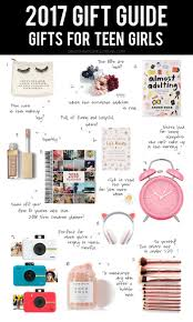 2017 gift guide the best gifts for teen girls