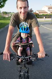 siege avant bebe velo test du porte bébé vélo weeride k luxe matos vélo actualités vélo