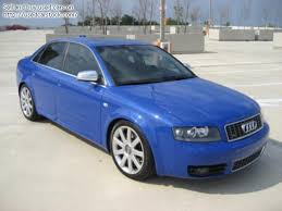 2004 audi s4 blue audi s4 4 2 2004 auto images and specification
