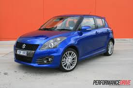 suzuki jeep 2012 2012 suzuki swift sport review video performancedrive