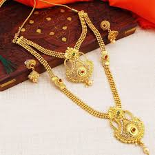 gold plated necklace sets images Sukkhi trendy gold plated necklace set for women jpg