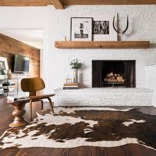 rawhide beige rug 6 u00272 x 8 u0027 by alexander home room