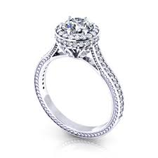 halo engagement rings designer halo engagement ring jewelry designs