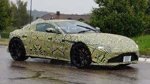 aston martin vintage james bond aston martin vantage spy photos make 007 giddy with excitement