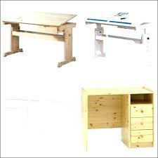 table de bureau en bois table bureau bois bureau fer et bois et metal industriel en