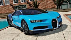 Bugatti Chiron U0026 Vision Tuning Add On Gta5 Mods Com