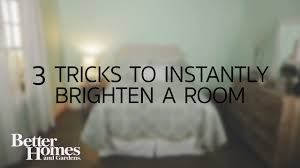 3 tricks to instantly brighten a dark room youtube