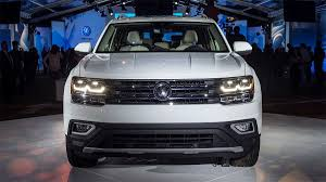 volkswagen atlas 2017 volkswagen atlas 2018 2019 u2013 a new suv for america cars news