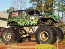 original grave digger monster truck grave digger hobbydb