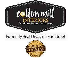 cotton mill interiors formerly real deals on furniture