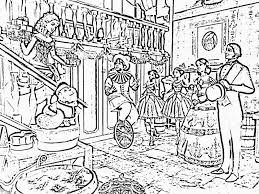 coloring pages astonishing victorian christmas coloring pages