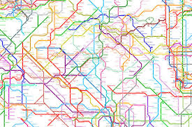 Metro Map New York by All The World U0027s Subways On One Map Is Probably Not Very Helpful