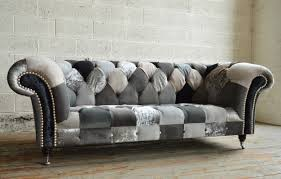 chesterfield sofa in fabric grey velvet chesterfield sofa australia centerfieldbar com