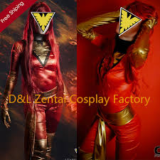 Phoenix Halloween Costume Compare Prices Jean Grey Costume Shopping Buy Price