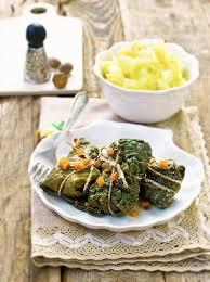 comment cuisiner chou vert recette un chaleureux chou farci