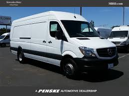 2017 new mercedes benz sprinter cargo van 3500 xd high roof v6 170
