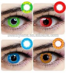 korea halloween sharingan lens crazy colored contact lenses