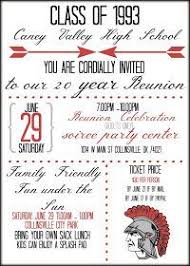 50th high school class reunion invitation modern class reunion invitation 50th class reunion