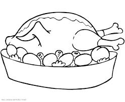 turkey black and white thanksgiving black and white clipart kid 2