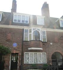 Russian Home The Home Of Russian Spy Kim Philby