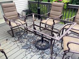 patio table top replacement idea patio table glass replacement darcylea design