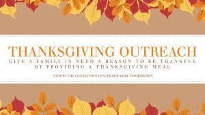 thanksgiving outreach 2016 reliance church