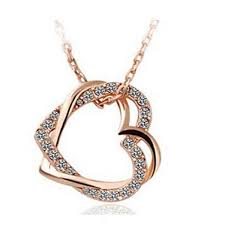 personalized necklaces for women wholesale luxury personalized necklaces heart design