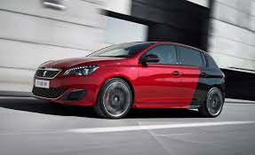 peugeot little car 2016 peugeot 308 gti 270 first drive u2013 review u2013 car and driver