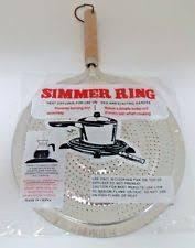 Simmer Plate For Gas Cooktop Heat Diffuser Home U0026 Garden Ebay