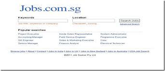 Resume Upload Sites Top 10 Job Sites In Singapore