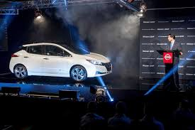 nissan leaf ads nissan undaunted by bid to stop electric vehicle tax credits sfgate