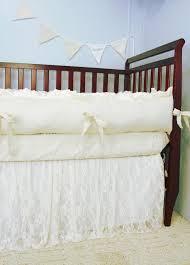 Diy Crib Bedding Set Lace Crib Bedding Ivory Lace Royal Baby Crib Bedding Set