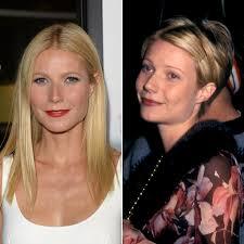 gwyneth paltrow sliding doors haircut gwyneth paltrow celebrities who cut their hair short hairstyle