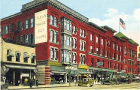 hotels olean ny olean house in olean n y back in the late twenties this was one