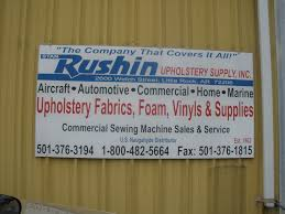 Auto Upholstery Supplies Wholesale Rushin Upholstery Supply Llc Little Rock Ar 72206 Yp Com
