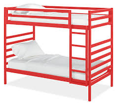 Bed Fort Fort Kids U0027 Steel Bunk Bed Modern Bunks U0026 Lofts Modern Kids