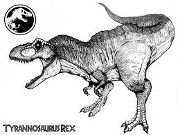 rex coloring pages 61800