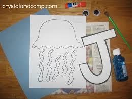 letter j crafts formal letter template