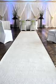 white aisle runner aisle runner wedding carpet just smile