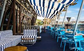 Top Bars In Perth Cafe Del Mar Sydney Bars In Sydney Concrete Playground Sydney